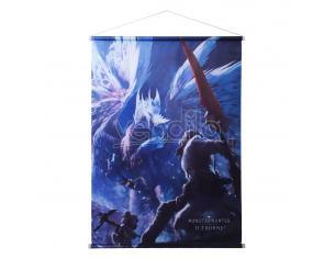 Monster Hunter World: Iceborne Wallscroll Velkhana 60 X 84 Cm Sakami Merchandise