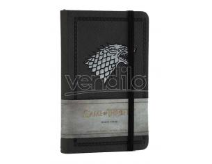 Game Of Thrones Pocket Journal House Stark Insight Editions