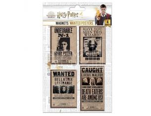 Harry Potter Set di 4 Magneti Wanted Distrineo