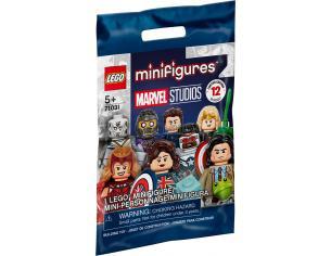 LEGO MINIFIGURES 71031 - SERIE MARVEL PERSONAGGIO A SORPRESA NOVITA' SETTEMBRE 2021