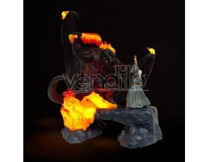 Il Signore Degli Anelli Led-usb-light The Balrog Vs Gandalf 41 Cm Paladone Products