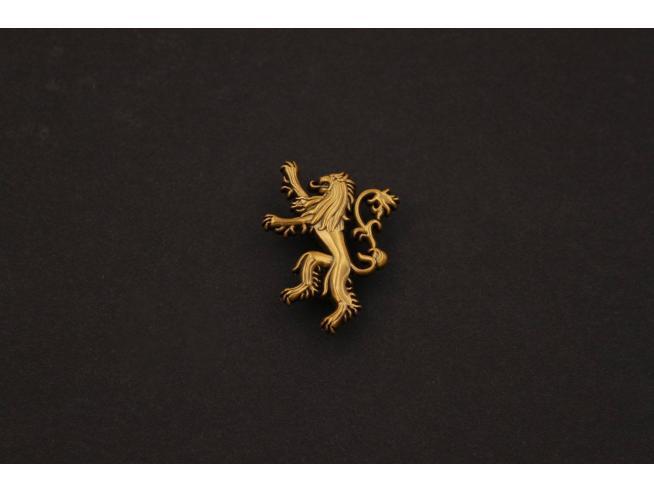 Il Trono Di Spade Spilla Badge House Lannister Dtr
