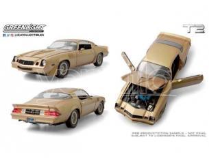 Terminator 2 Diecast Model 1/18 1979 Chevrolet Camaro Z/28 Greenlight Collectibles