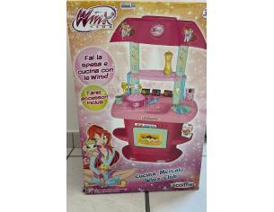 Winx Cucina e Mercato 2 in 1 Smoby SCATOLA ROVINATA