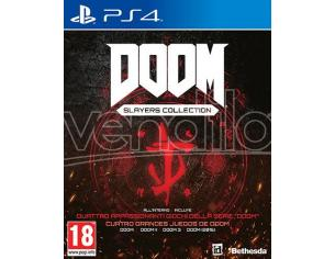 DOOM SLAYERS COLLECTION SPARATUTTO - PLAYSTATION 4