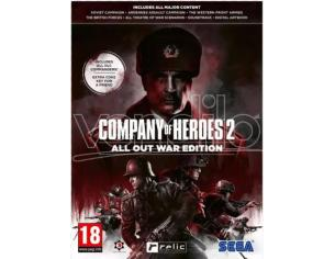 COMPANY OF HEROES 2: ALL OUT WAR EDITION STRATEGICO - GIOCHI PC