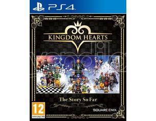 KINGDOM HEARTS THE STORY SO FAR GIOCO DI RUOLO GIAPPONESE - PLAYSTATION 4