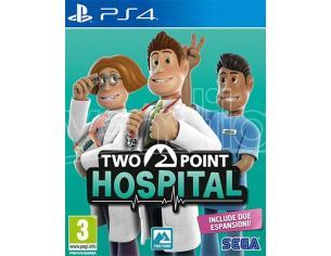 TWO POINT HOSPITAL SIMULAZIONE - PLAYSTATION 4