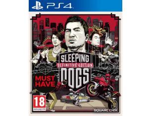 SLEEPING DOGS DEFINITVE ED. STD MUSTHAVE AVVENTURA - PLAYSTATION 4