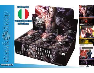 FFTCG OPUS XIV BOOSTERS BOX ITA (36) GIOCO DA TAVOLO SQUARE ENIX
