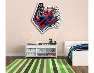 SPIDER-MAN WEBBED WALL MOUNTED CUT OUT Sagomato Da Muro STAR