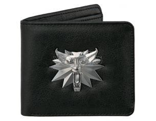 The Witcher White Wolf Bi-fold Portafoglio Portafogli Jinx