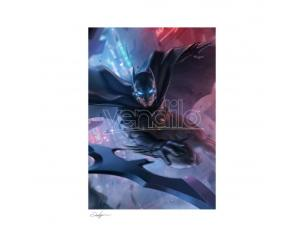 DC Comics Art Print The Batman's Grave -4 46 X 61 Cm - Unframed Sideshow Collectibles