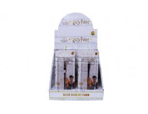 Harry Potter Portachiavis Magic Wand 12 Cm Display (12) Pmi