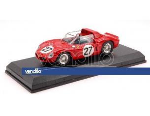 Art Model Am0212 Ferrari Dino 268 Sp N.27 19th Lm 1962 Baghetti-sciarpaiotti 1:43 Modellino