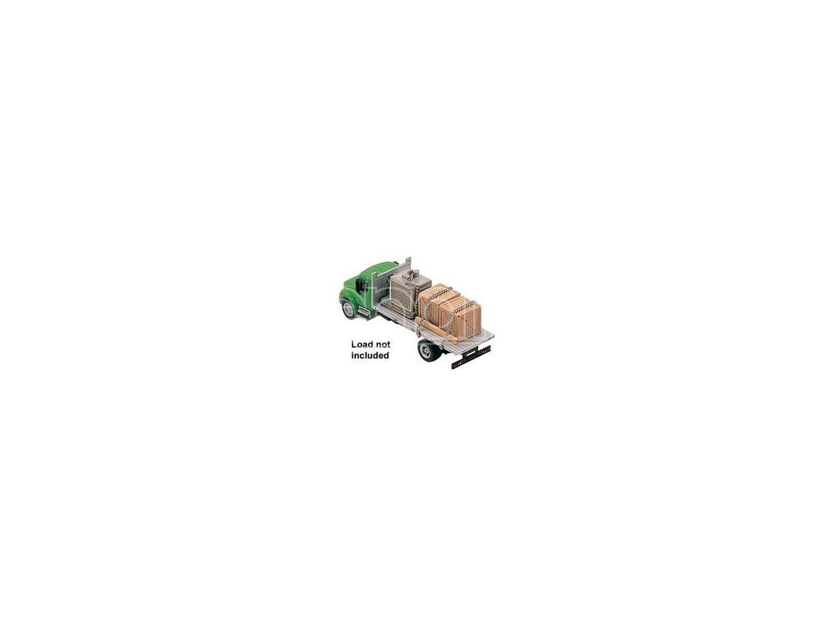 Boley 4125-56 CAMION 4300 2 ASSI CASSONE PIATTO Modellino