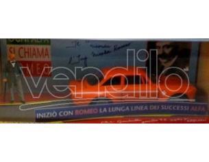 Club Bialbero 403 DIORAMA OGNI ALFA SI FA ROMEO GTA Junior + figura 1:43 Modellino