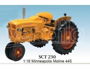 SpecCast SPEC230 TRATTORE M.M.445 GAS NARROW 1:16 Modellino