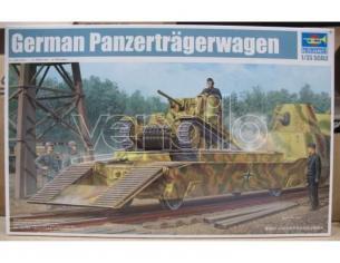 Trumpeter TP1508 CARRO GERMAN PANZERTRAGERW.KIT 1:35 Modellino